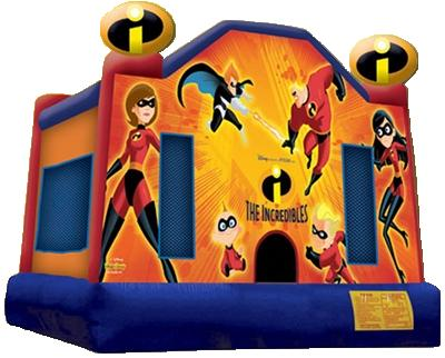 Incredibles Bounce