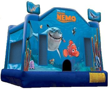 Finding Nemo Bounce